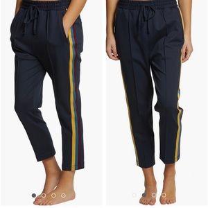 Spiritual Gangster navy high waist jogger S (O1i)